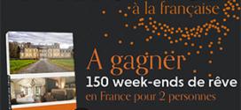 Jeu Storistes de France : 150 week-ends de rêve à gagner