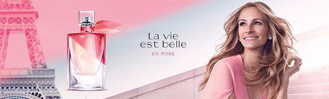 dose d'essai La Vie est Belle en Rose de Lancôme