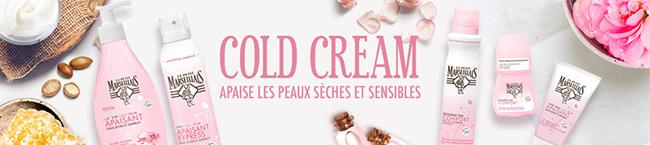 testez gratuitement la routine Cold Cream du Petit Marseillais