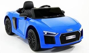 Soldes : Voiture électrique enfant Audi R8 à 129,99€