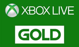Soldes : Abonnement Xbox Live Gold 12 mois à petit prix (36€)