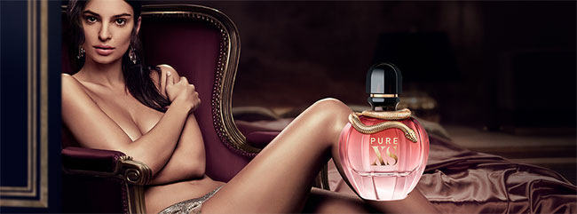Recevez gratuitement votre tatouage parfumé Pure XS de Paco Rabanne