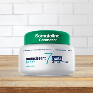 Test Somatoline Cosmetic : 100 gels Amincissant nuits gratuits