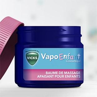 Test Envie de Plus : 5000 baumes Vicks VapoEnfant gratuits