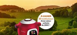 Mijoteurs intelligents à remporter au jeu Filière responsable Auchan