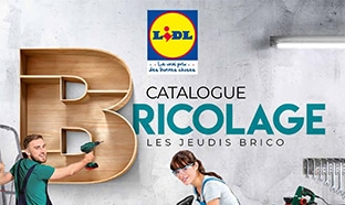 Catalogue bricolage Lidl