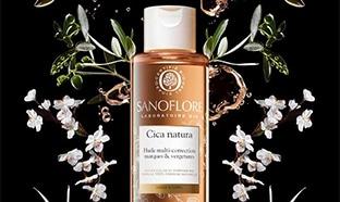 testez gratuitement l'huile multi-correction Cica natura de Sanoflore