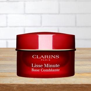 Échantillons Lisse Minute Clarins gratuits chez Nocibé