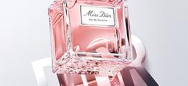 échantillons gratuits du parfum Miss Dior eau de toilette