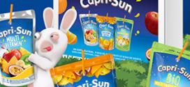 Instants Plaisir Box dégustation Capri-Sun avec Coca-Cola