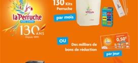 Jeu La Perruche 100% gagnant : 391 lots et bons de réduction