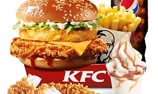 KFC Tower Box