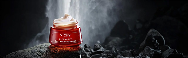 soin anti-âge Liftactive Vichy Collagen Specialist