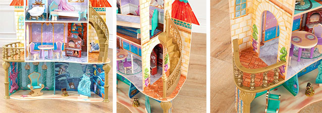 maison poupées Disney KidKraft en promo