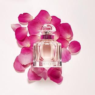 échantillon gratuit miniature de Bloom of Rose Mon Guerlain chez Sephora