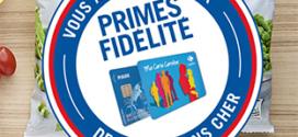 activer les primes fidélité de Carrefour