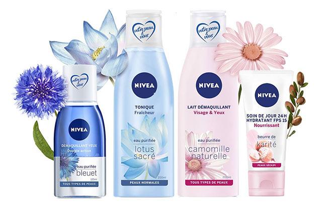 testez gratuitement routine soins visage Nivea