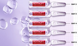 testez gratuitement cure Revitalift de L'Oréal Paris