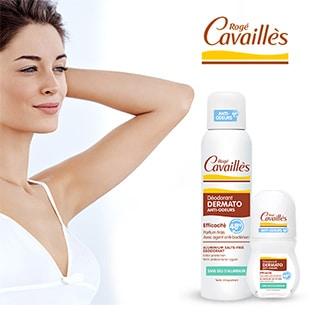 recevez gratuitement le déodorant Dermato Rogé Cavaillès
