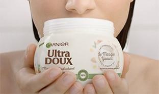 Test Garnier : 1800 masques Lait d'amande nourricier gratuits