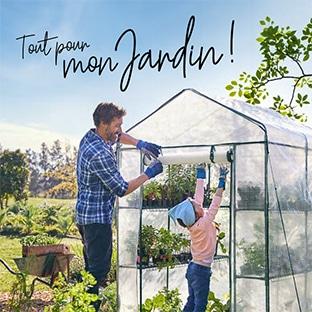 catalogue Lidl jardinage