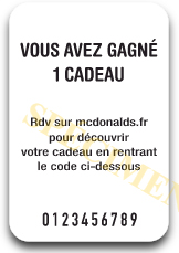 Vignettes McDonald's