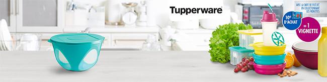 produits Tuperware pas chers chez Carrefour