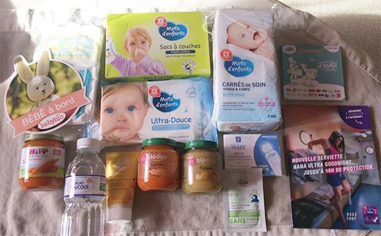 box naissance leclerc gratuite