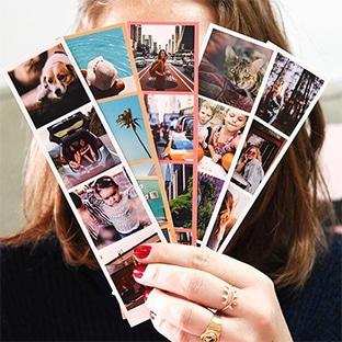 tirages photo gratuits avec le code promo lalalab