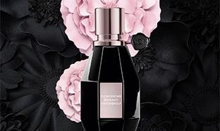 Échantillons gratuits du parfum Flowerbomb Midnight