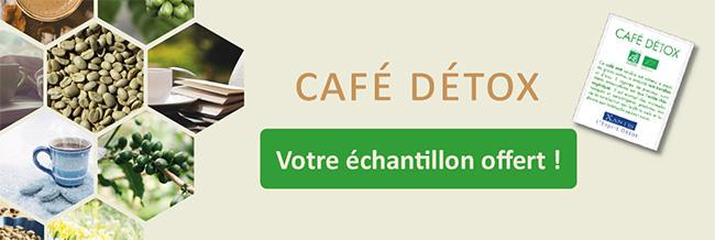 échantillons gratuits des Cafés Détox Xantis