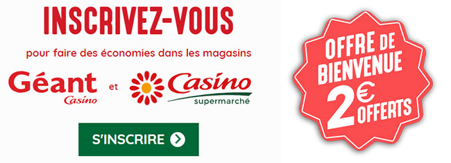 Inscription Casino Max : offre bienvenue