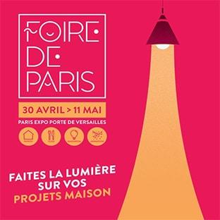 Invitations gratuites Foire de Paris 2020 : Billets offerts