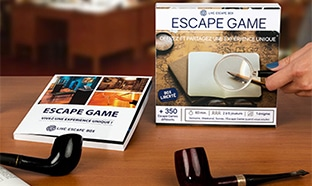 jeu BN Mission Escape Game