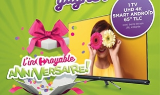L'incroyable Anniversaire Carrefour Contact