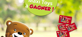 jeu Maxi Toys : cartes cadeaux