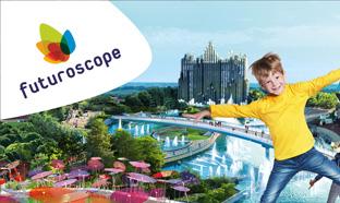 Jeu Familiscope : Entrées et séjours au Futuroscope à gagner