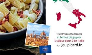 Jeu Picard Ciao Italia sur Jeu.picard.fr