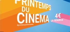Printemps du Cinéma 2020 : Date, tarif et contremarques