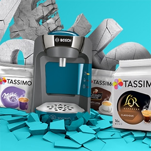 Promo Tassimo : machine + dosettes offertes