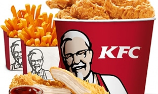 Bon plan KFC mardi : Tenders pas chers