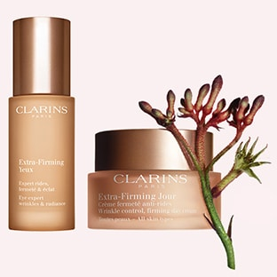test gratuit soins Extra-Firming Clarins Sampleo