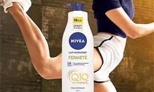 Test gratuit du Lait Hydratant Fermeté Q10 + Vitamine C Nivea