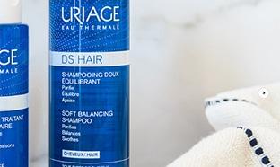 testez gratuitement le shampooing DS Uriage