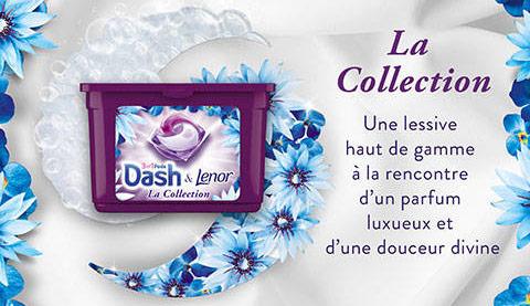 Dash Pods La Collection à remporter avec le jeu Envie de Plus