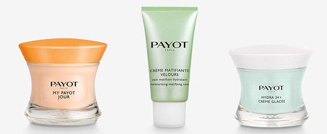 Doses d'essai gratuite de soins Payot