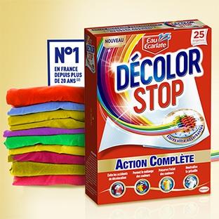 chantillons gratuits de lingettes d color stop et r ductions. Black Bedroom Furniture Sets. Home Design Ideas