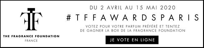 Gagner la box de la Fragrance Foundation