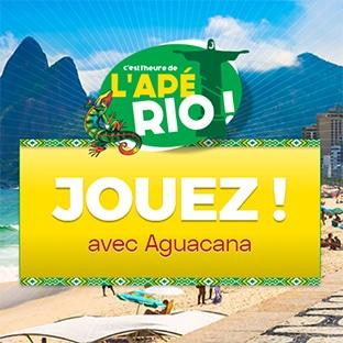 Jeu l'apé RIO Aguacana