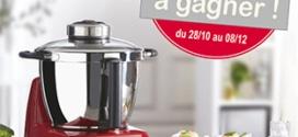 Jeu Familiscope : 2 robots Cook Expert Magimix à gagner